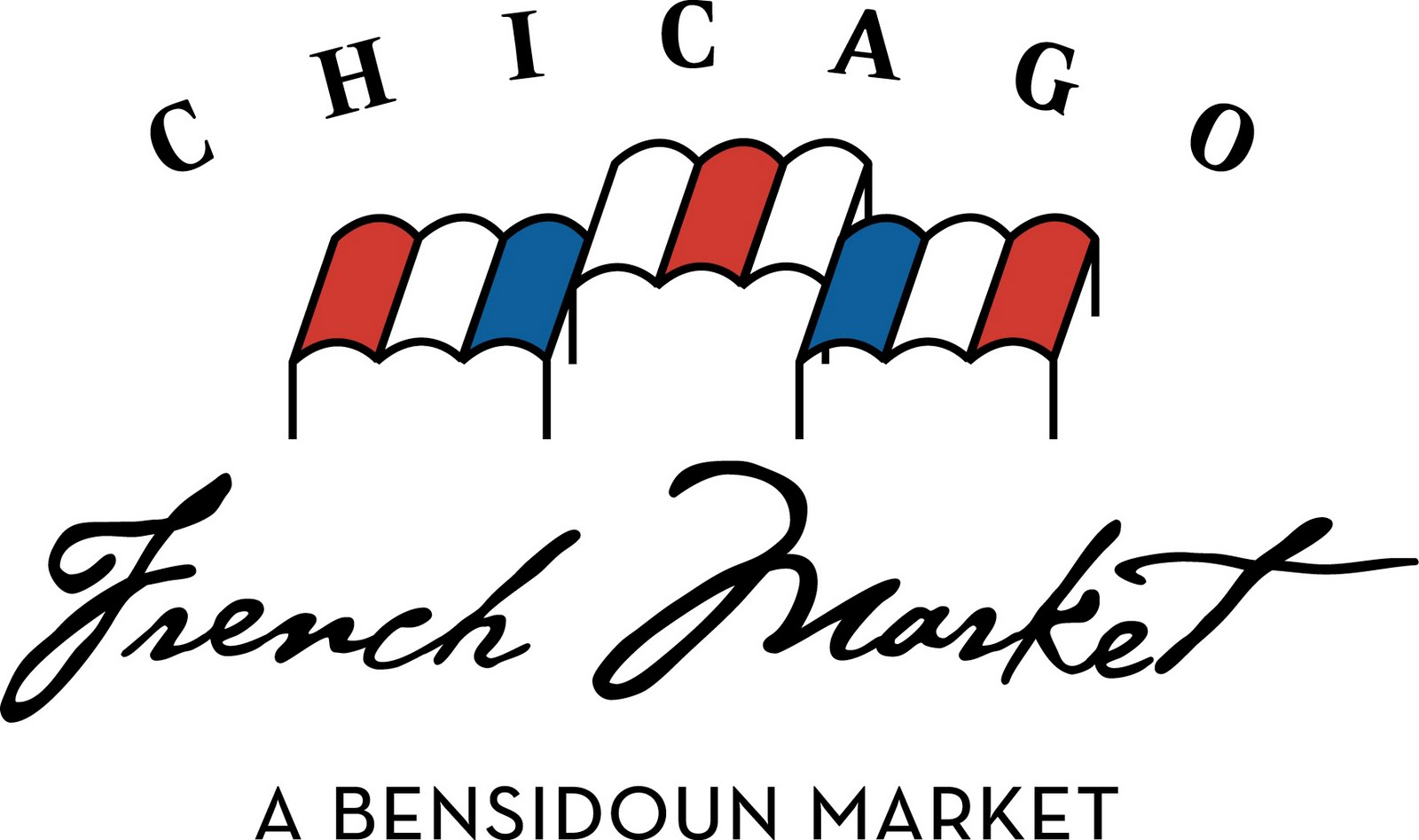 Chicago French Market Logo