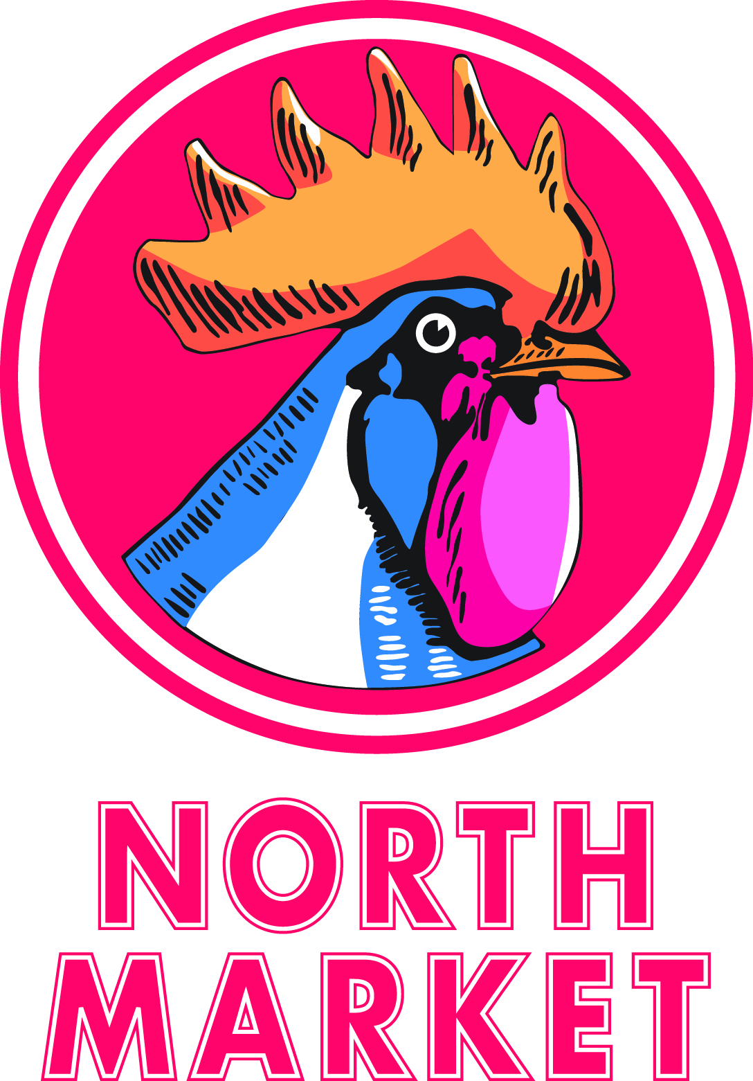 Columbus North Market Logo